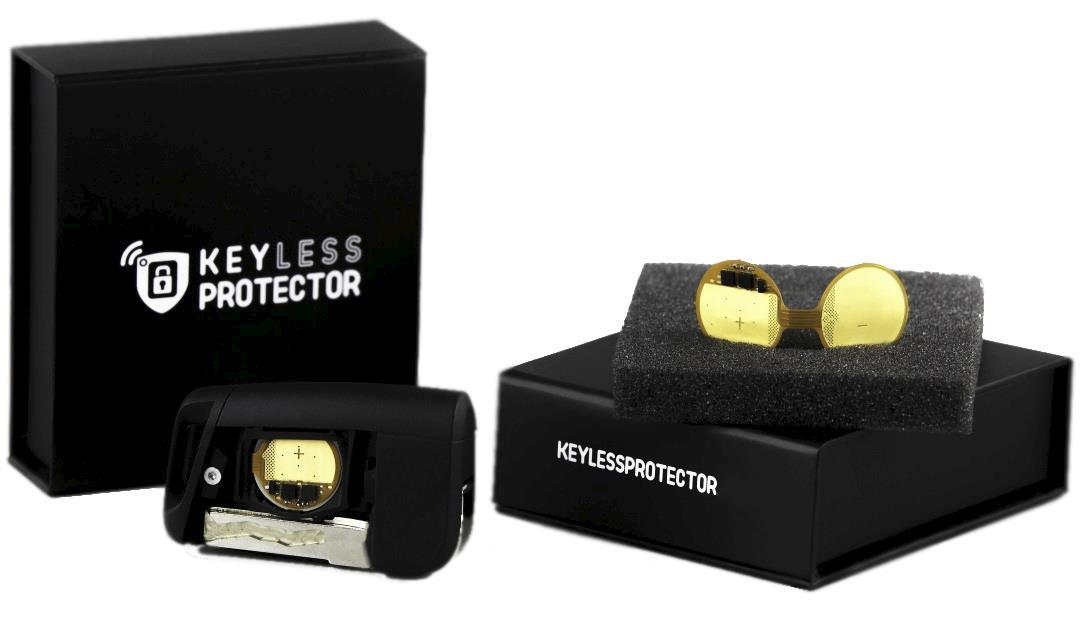 Image for Keyless Protector