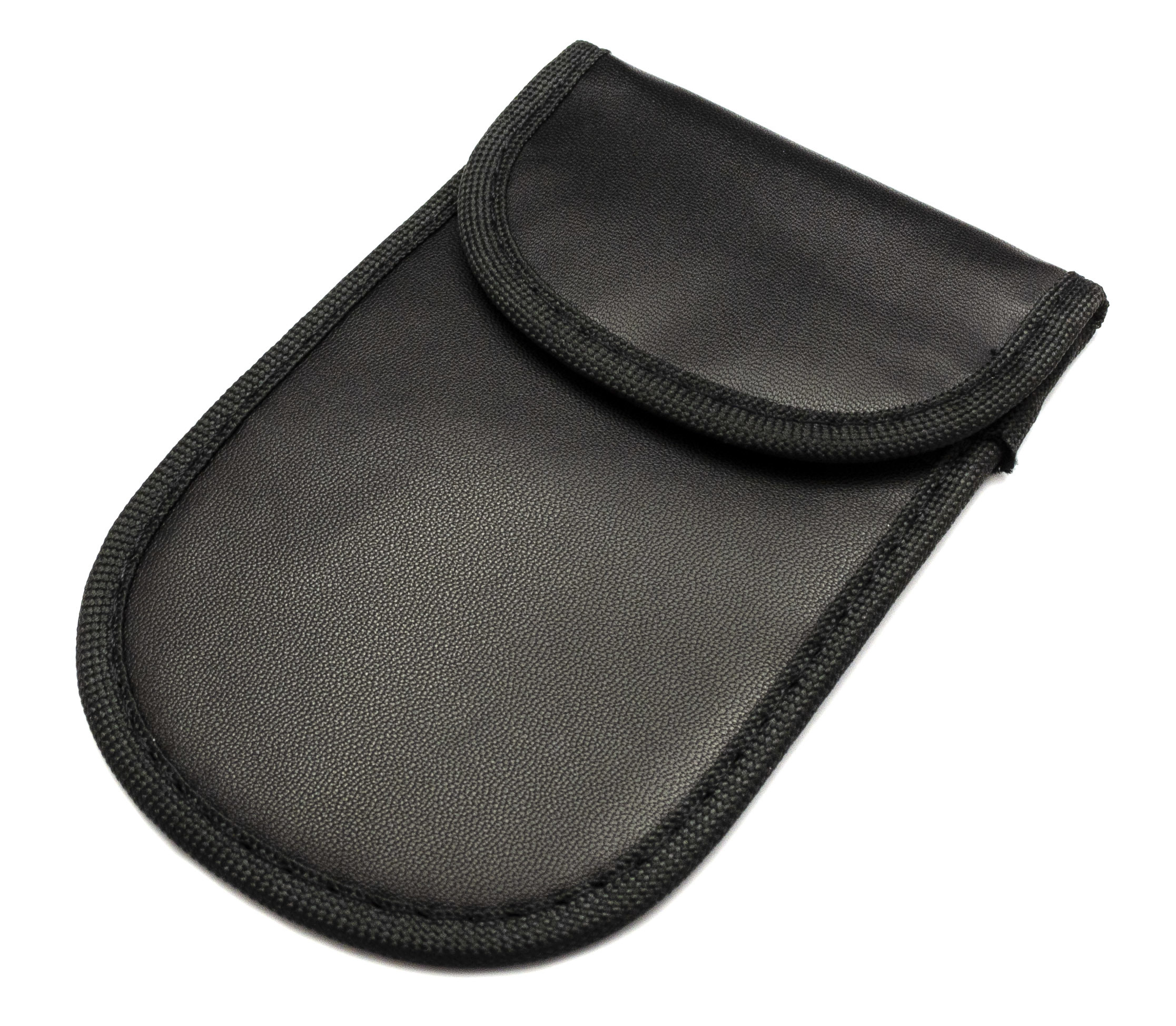 Image for Synthetic Leather RFID Signal Blocking Wallet for Proximity Keys