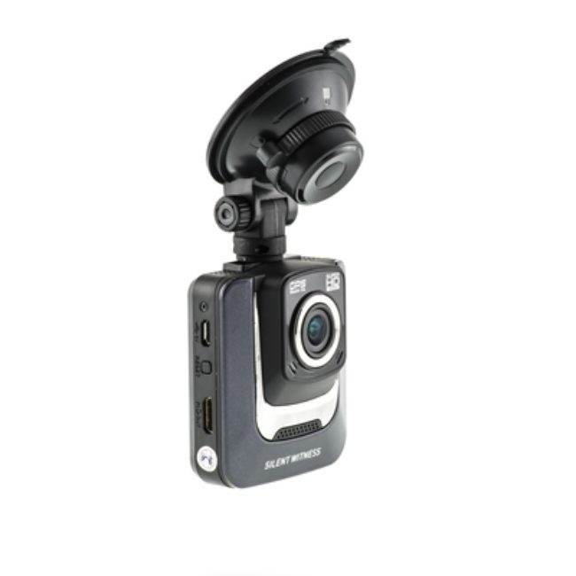 Silent Witness SW282 Super HD Dash Camera with Speed Camera Detector