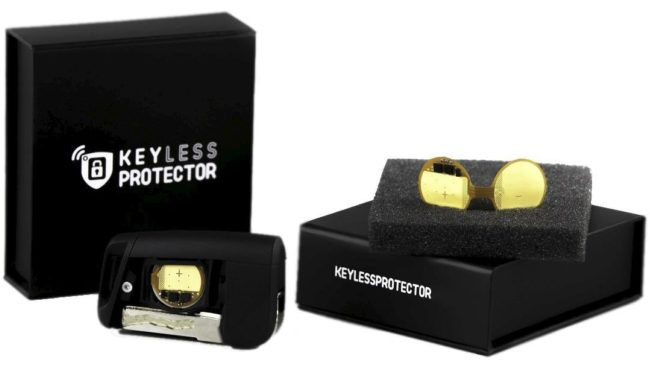 Keyless Protector Large